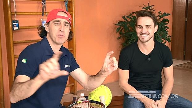Vestiário do Fininho: Fernando Meligeni entrevista o ex-jogador Sávio; assista ao programa