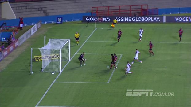 Confira o gol de Atlético-GO 0 x 1 Vasco