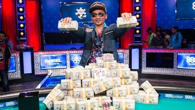 Qui Nguyen é campeão da World Series Of Poker 2016