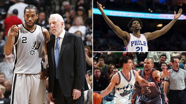 Spurs rumo à liderança, Joel Embiid rookie of the year e Stockton x Kidd no 'NBA Countdown Brasil'
