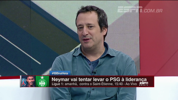 Gian Oddi analisa Neymar no Campeonato Francês: 'O objetivo dele será alcançar marcas pessoais'
