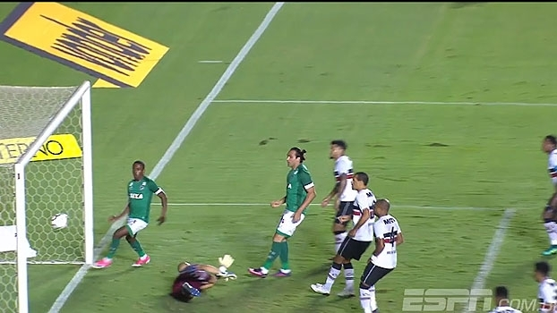 Série B: Gols de Goiás 2 x 1 Santa Cruz
