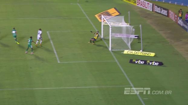 Série B: Gol de Goiás 1 x 0 Juventude