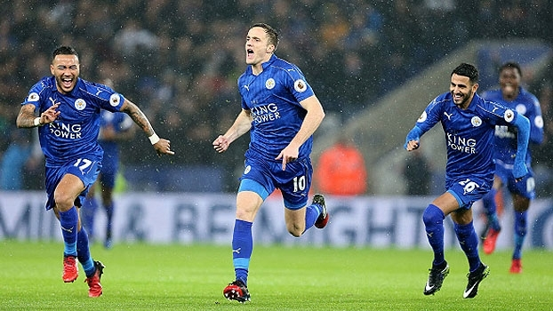 Premier League: Melhores momentos Leicester 4 x 2 Manchester City
