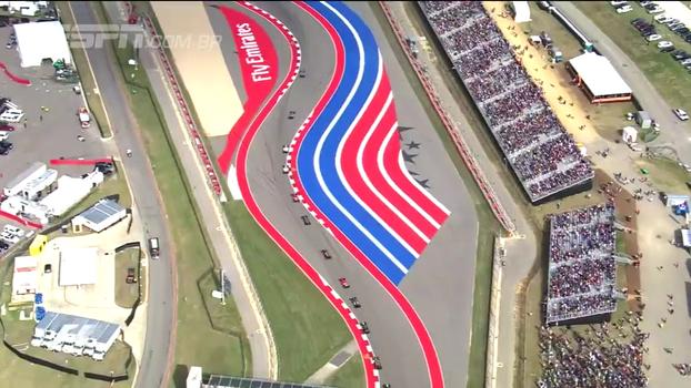 Fórmula 1 chega a Austin, no Texas; conheça a programação do 'festival'