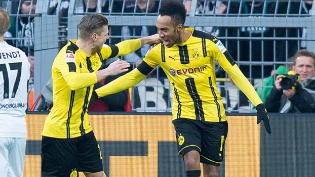 Borussia Dormtund e Augsburg jogam pela Bundesliga nesta terça, 17h, na ESPN Brasil e WatchESPN
