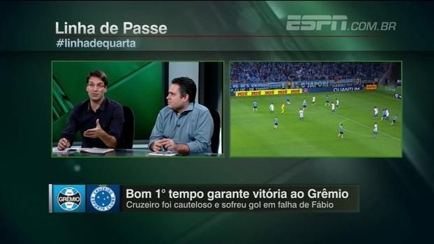 Para Arnaldo, Grêmio teve boa atuação, mas sentiu falta de Maicon no meio-campo