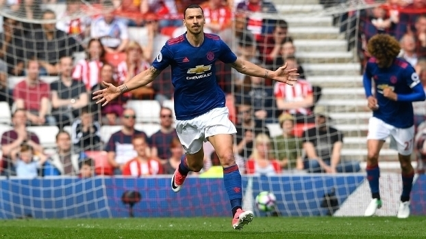 Assista aos gols da vitória do United sobre o Sunderland por 3 a 0