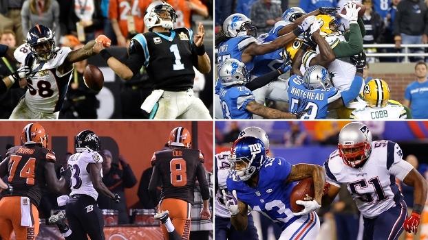 'Joga para o alto e reza' e 'nova realidade': top 10 dos narradores da ESPN na temporada da NFL