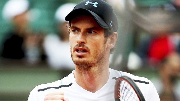 Roland Garros: Lances de Andy Murray 3 x 0 Juan Martin Del Potro