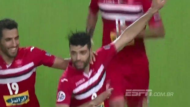 Confira os gols de Al Ahli 1 x 3 Persepolis