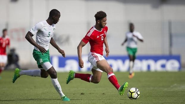 Veja os gols do empate entre País de Gales e Costa do Marfim 2b27088003289