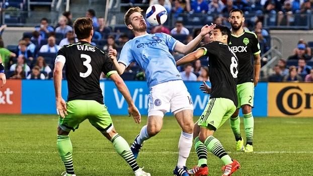 MLS na ESPN Brasil e no WatchESPN: veja neste sábado, às 14h, NY City x Seattle Sounders
