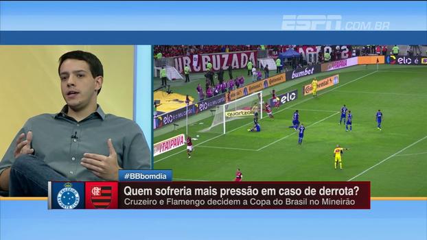 Para Rafael Oliveira, possíveis títulos nas copas não apagam ano decepcionante do Flamengo