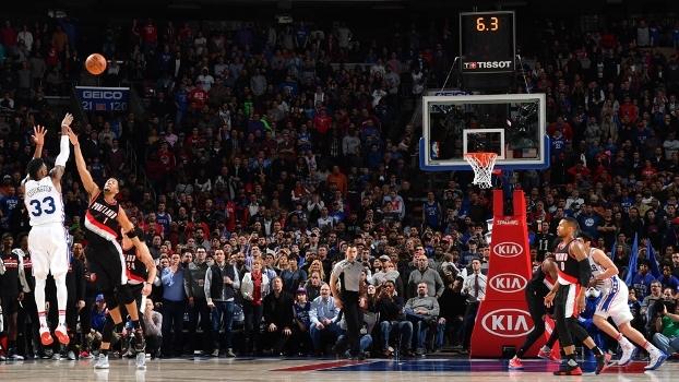 Cesta da vitória dos 76ers, drible de Durant e arremesso 'impossível' de Gasol: top 10 de 6ª-feira da NBA