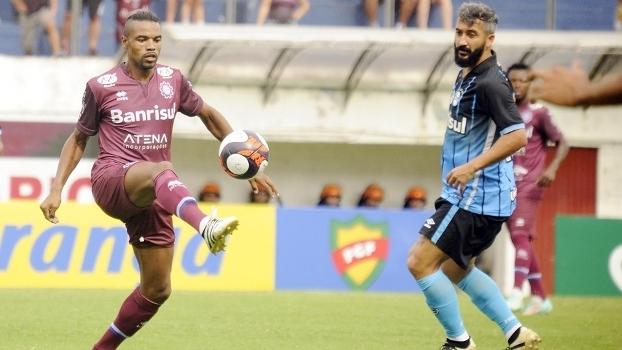 Veja os gols de Caxias 2 x 1 Grêmio