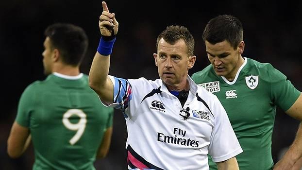 Conheça Nigel Owens, o árbitro que se assumiu homossexual, superou preconceitos e irá apitar a final da Copa do Mundo de rugby