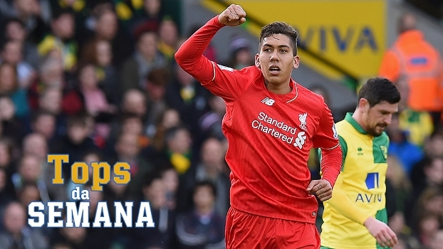 Boa fase de Firmino, golaço de jovem do Tottenham, Napoli firme no topo e PSG dando show no Tops da Semana