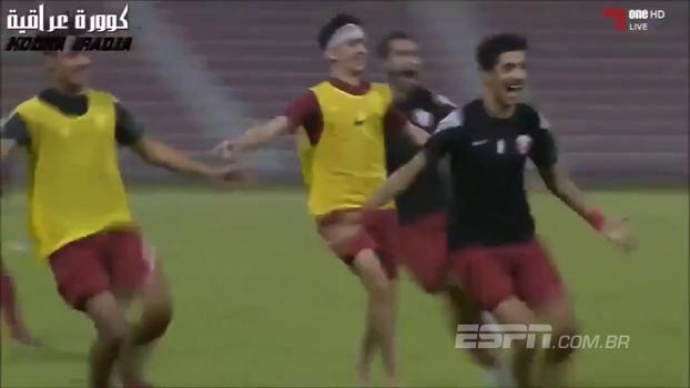 Herói do Oriente! Volante 'vira' goleiro, defende pênalti e garante classificação histórica ao Catar na Copa da Ásia sub-19