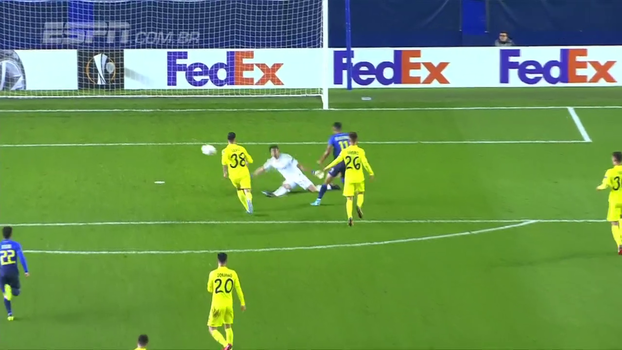 Villarreal perde em casa para o Maccabi Tel Aviv, mas termina na liderança do grupo A na Europa League