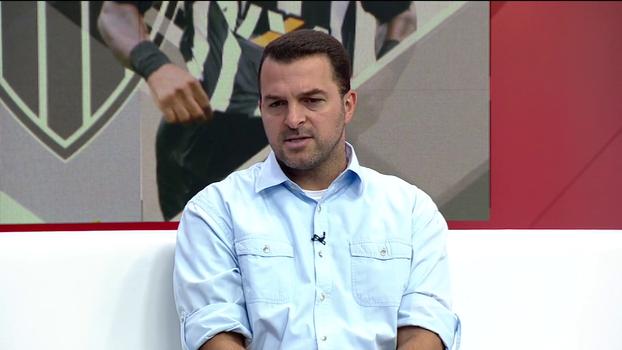 Zé Elias: 'Trazer algo novo no vestiário não é com o Rogério Micale'