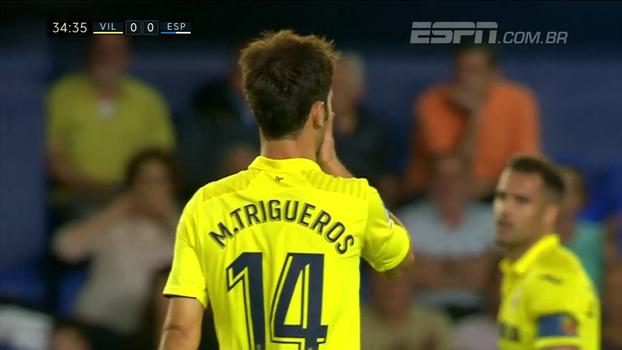 Veja os melhores momentos de Villarreal 0 x 0 Espanyol
