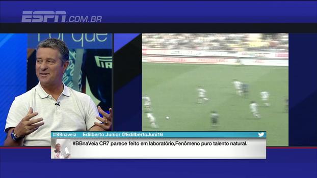 Walmir Cruz lembra que estudou para elaborar treinos para Ronaldo no Corinthians