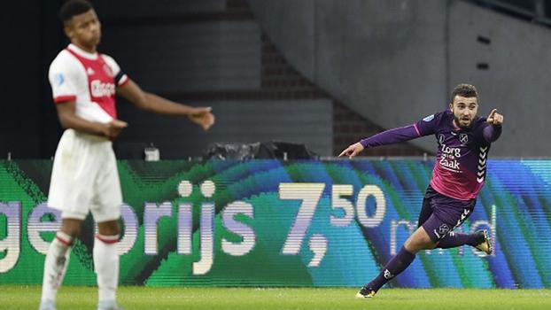 Vice-líder, Ajax perde em casa para o Utrecht e fica a oito pontos do líder PSV