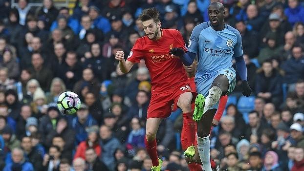 Assista aos melhores momentos do empate por 1 a 1 entre City e Liverpool