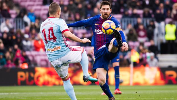 Endiabrado, Messi deu caneta, passes milimétricos e fez gol: veja como foi atuação do argentino pelo Barcelona neste sábado