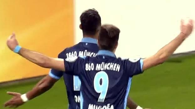 Munique 1860 vence Mainz de virada pela Copa da Alemanha