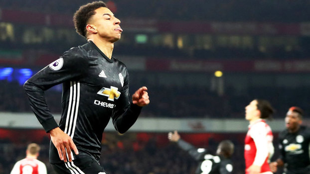 Premier League: Gols de Arsenal 1 x 3 Manchester United