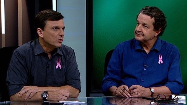 Mauro: 'Acho um absurdo que o Brasileiro vire uma plataforma que brigue pelo 6º lugar'