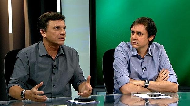 Crises no São Paulo e Corinthians; Mauro analisa: 'Vantagem do SP é que o estádio está pago'