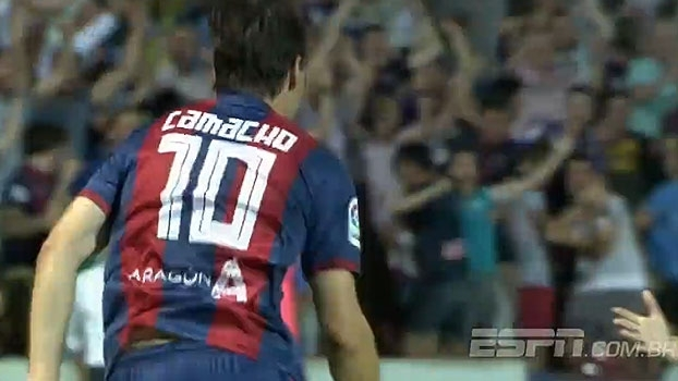 No sufoco e com gol brasileiro, Huesca busca empate com Getafe e ainda sonha com acesso