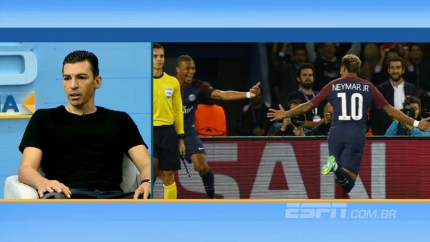 Lucio elogia e acredita em Neymar, mas critica número de cartões: 'Precisa amadurecer'