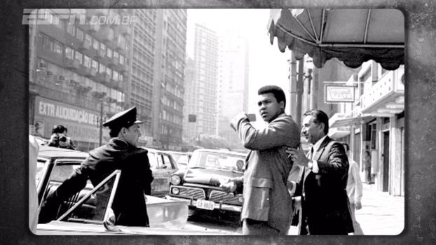 Da religião a visitas: como Muhammad Ali influenciou a vida da comunidade muçulmana no Brasil
