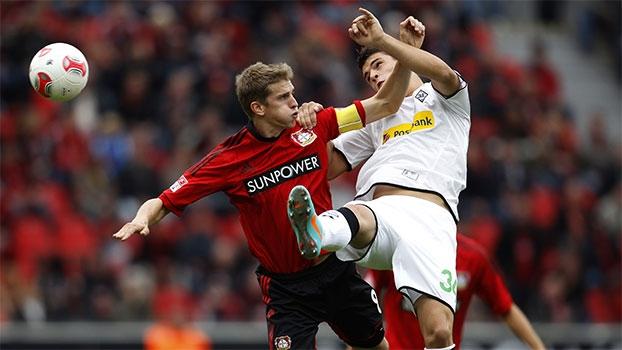 Resultado de imagem para Borussia Monchengladbach x Bayer Leverkusen