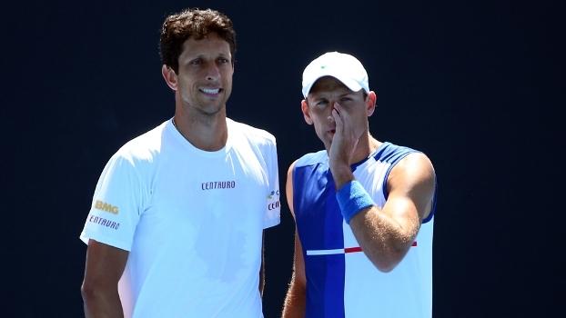 Australian Open: Lances de Melo/Kubot 2 x 0 Monroe/Sitak