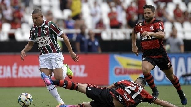 Carioca (Taça Guanabara - final): Gols de Fluminense 3 (4) x (2) 3 Flamengo