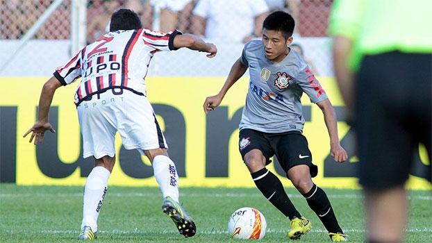 71877b0ebe Paulista  Gols de Paulista 1 x 1 Corinthians - ESPN