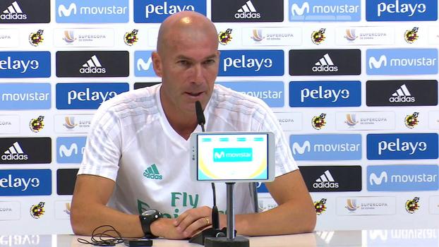 Zidane diz que Neymar é insubstituível e não acredita em Barcelona mais fraco