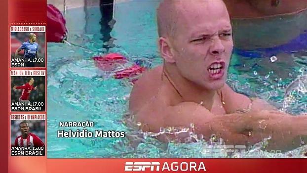 Há 10 anos, Xuxa dava suas últimas braçadas na água como atleta