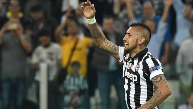 Champions League (quartas - ida): Gol de Juventus 1 x 0 Monaco