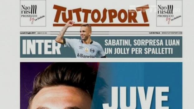 Luan tem nome associado à Inter de Milão e Alê acha muito difícil que o Grêmio consiga segura-lo