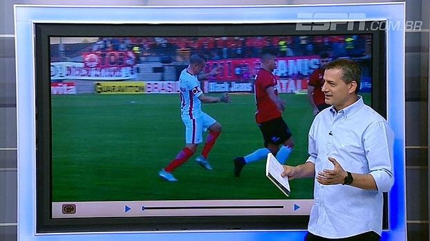 Sálvio fala em 'medidas preventivas' para apitar jogos com jogadores como D'Alessandro