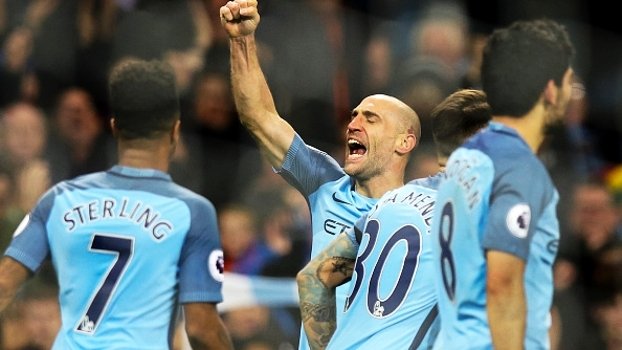 Premier League: Gols de Manchester City 2 x 0 Watford