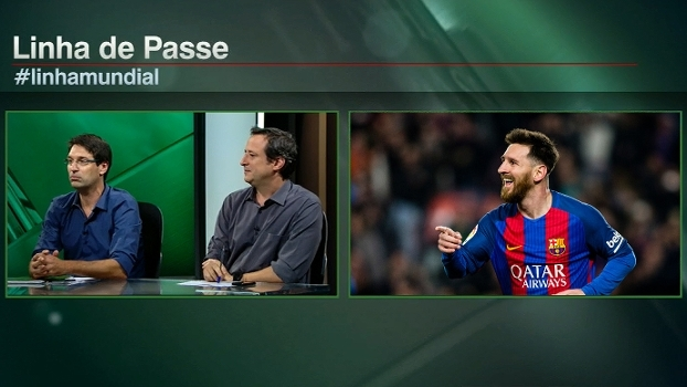 Arnaldo Ribeiro: 'Messi é o único craque sem carisma'