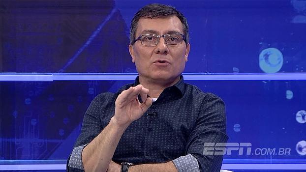 'Esse São Paulo é diferente dos times campeões com Muricy', analisa Calçade