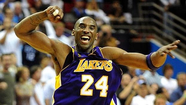 Kobe Bryant completa 38 anos nesta terça-feira: relembre momentos do astro dos Lakers